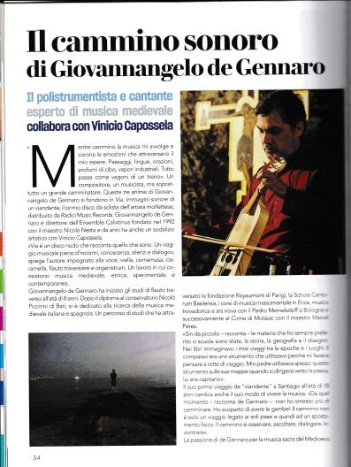 Articolo Michela Ventrella - numero Faro dicembre-1